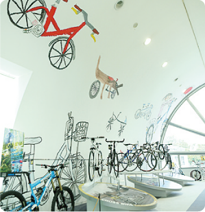 Bicycle Museum Cycle Center