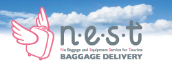 Baggage Delivery Service from Kansai Airport